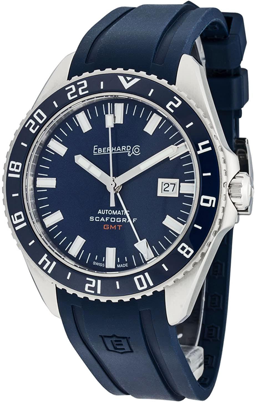 Eberhard & Co. Scafograf GMT Ref. 41038CU