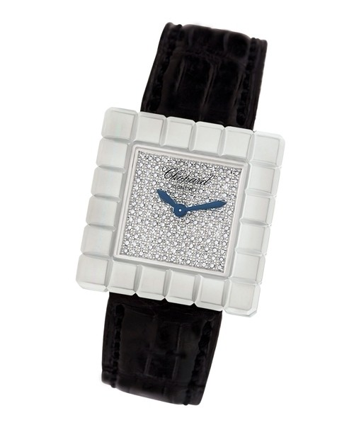 Chopard Ice Cube Lady White Gold 18 kt