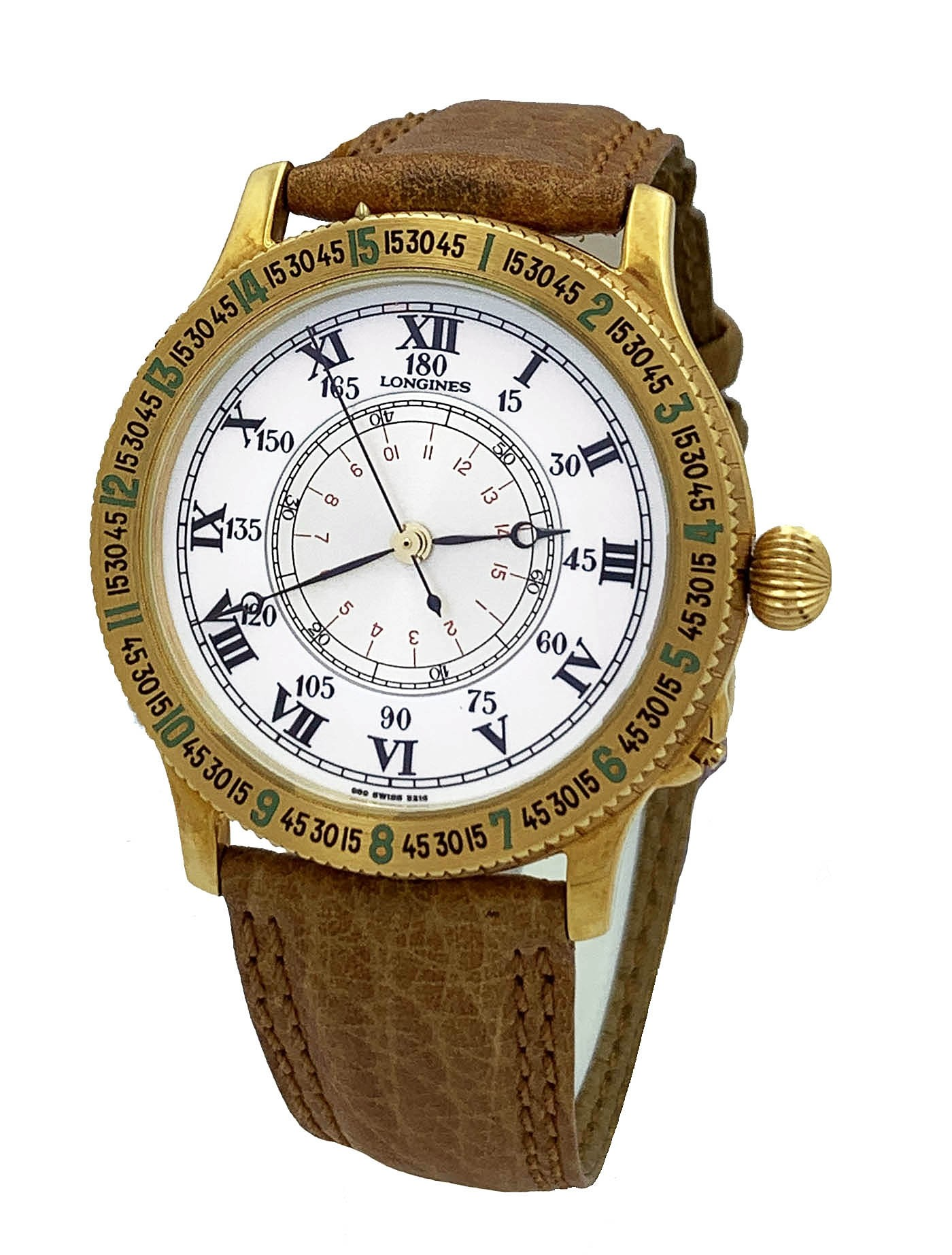 Longines Lindebergh Hour Angle Ref. 939.5216