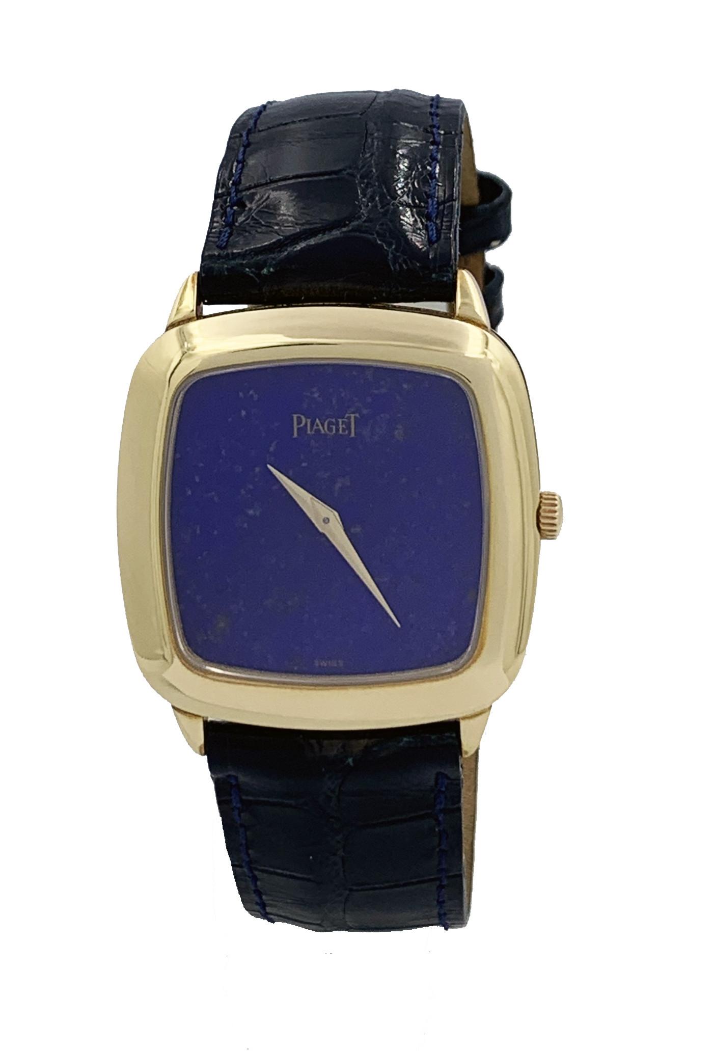 Piaget Vintage Lapislazzuli NOS Ref. 9928N