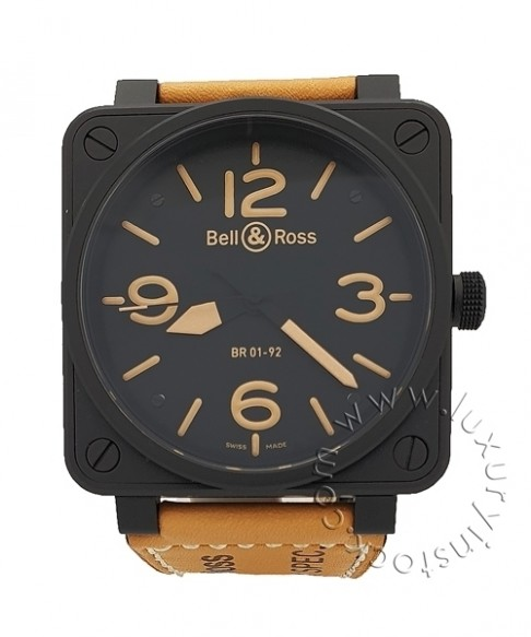 Bell & Ross Heritage Black Pud Aviation