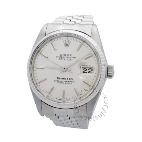 Rolex Oyster Perpetual Datejust Tiffany & Co.