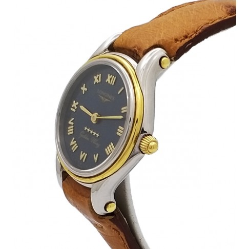 Longines Golden Wing Lady placcato oro Ref. L31065912