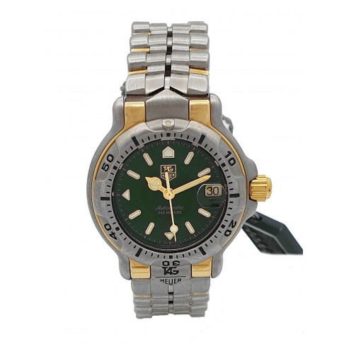 TAG Heuer 6000 Automatic 200 mt Ref. WH2353.K1