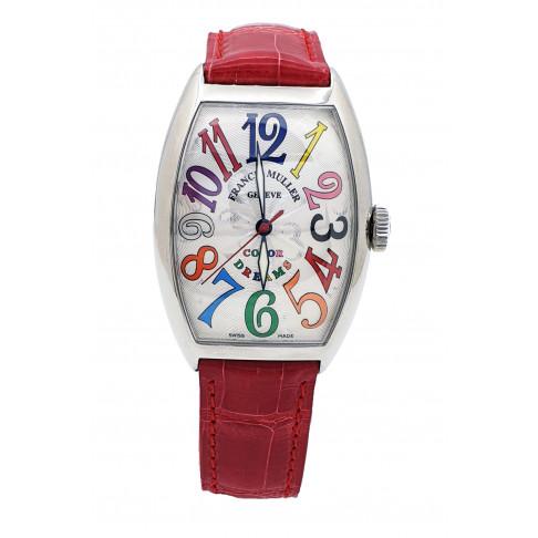 Franck Muller Cintree Curvex Colour Dreams Ref. 5850SC BO.IO