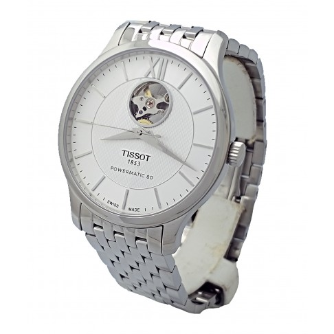 Tissot T-Classic Tradition Automatic Open Heart