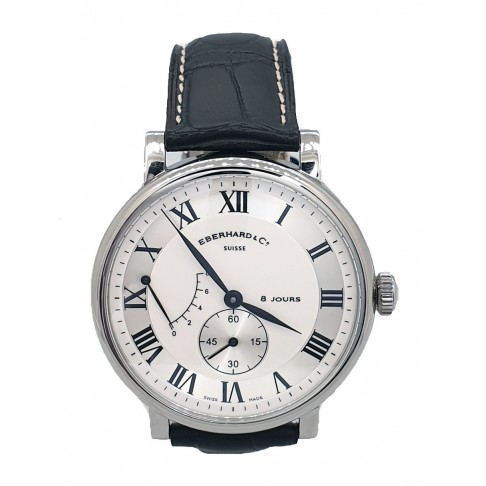 Eberhard & Co. 8 Jours Grande Taille Ref.  21027CP