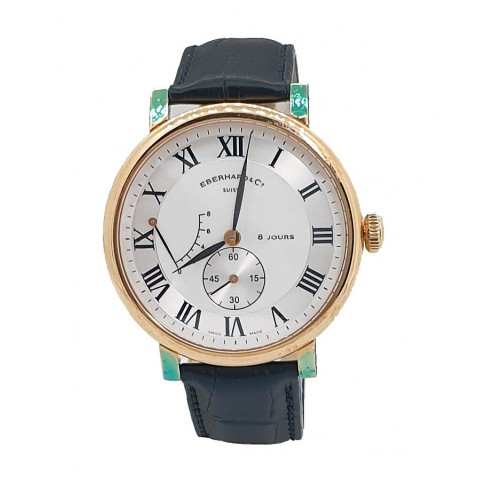 Eberhard & Co. 8 Jours Grande Taille Ref.  20023OR