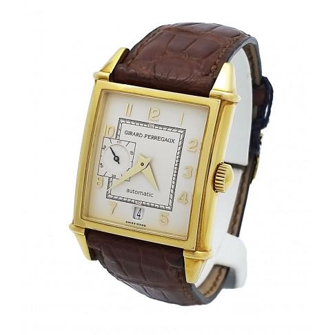 Girard Perregaux Vintage 1945 oro giallo Ref. 2596