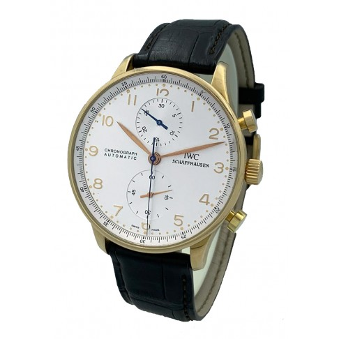 IWC Portoguese Chronograph Automatic Ref. 3714