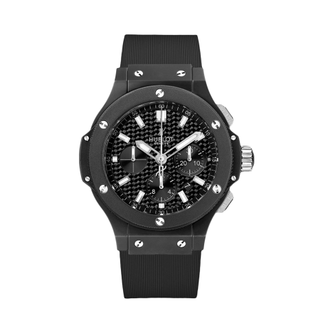 Hublot Big Bang Ceramic and Carbon 44 mm