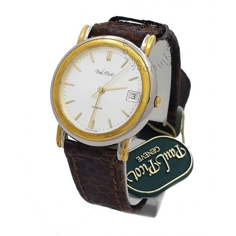 Paul Picot Automatic Steel Gold