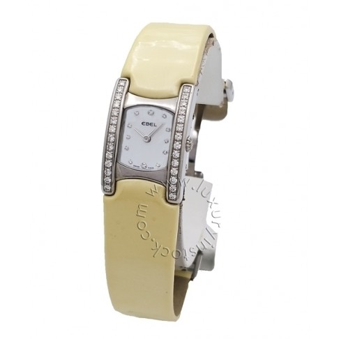 Ebel Beluga Manchette lady Diamonds