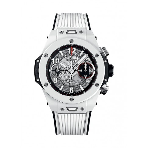 Hublot Big Bang UNICO 42 mm White Ceramic