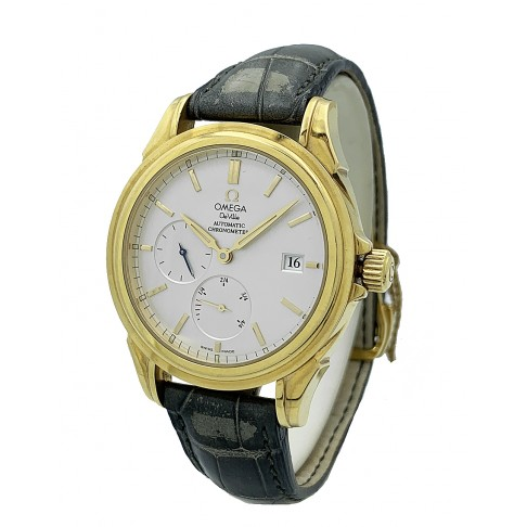 Omega De Ville Automatic Chronometer Co-Axial Power Reserve Ref. 46323000
