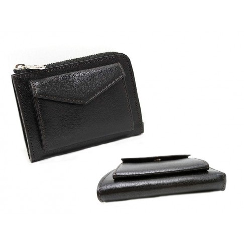 Cartier coin case black