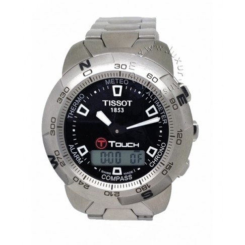 Tissot T-Touch GMT