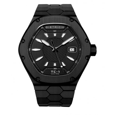 Dietrich TC-1 Time Companion 1 PVD black