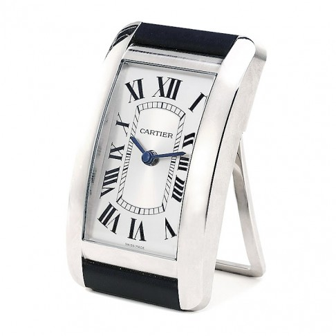 Cartier Tank Americaine Table clock