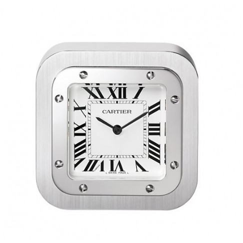 Cartier Santos de Cartier Table clock