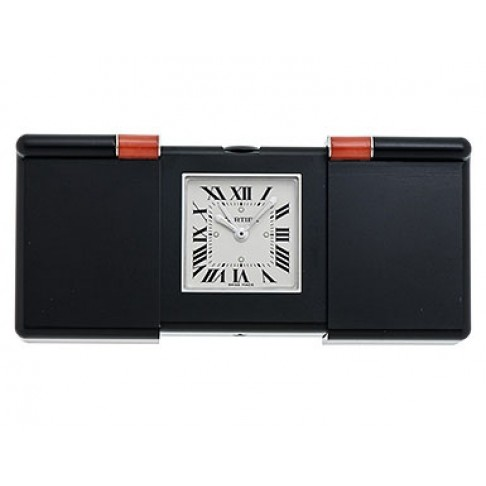 Cartier Travel Alarm Clock small