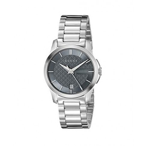 Gucci G-Timeless Grey Dial