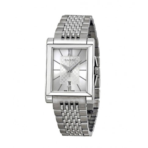 Gucci G-Timeless Silver Dial
