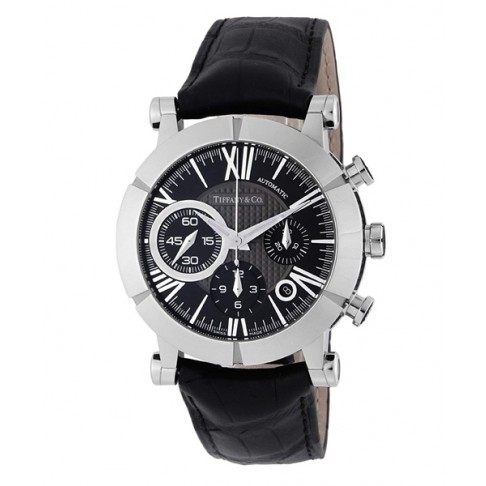 Tiffany Atlas Gents Round Chrono